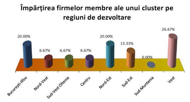 grafic raport cluster