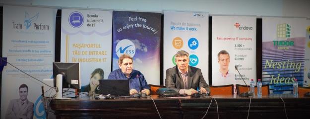 conferinta Tehnologii disruptive - Iasi, iunie 2015