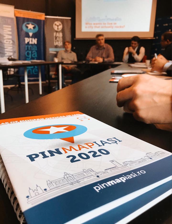 PIN Map lansare 2020